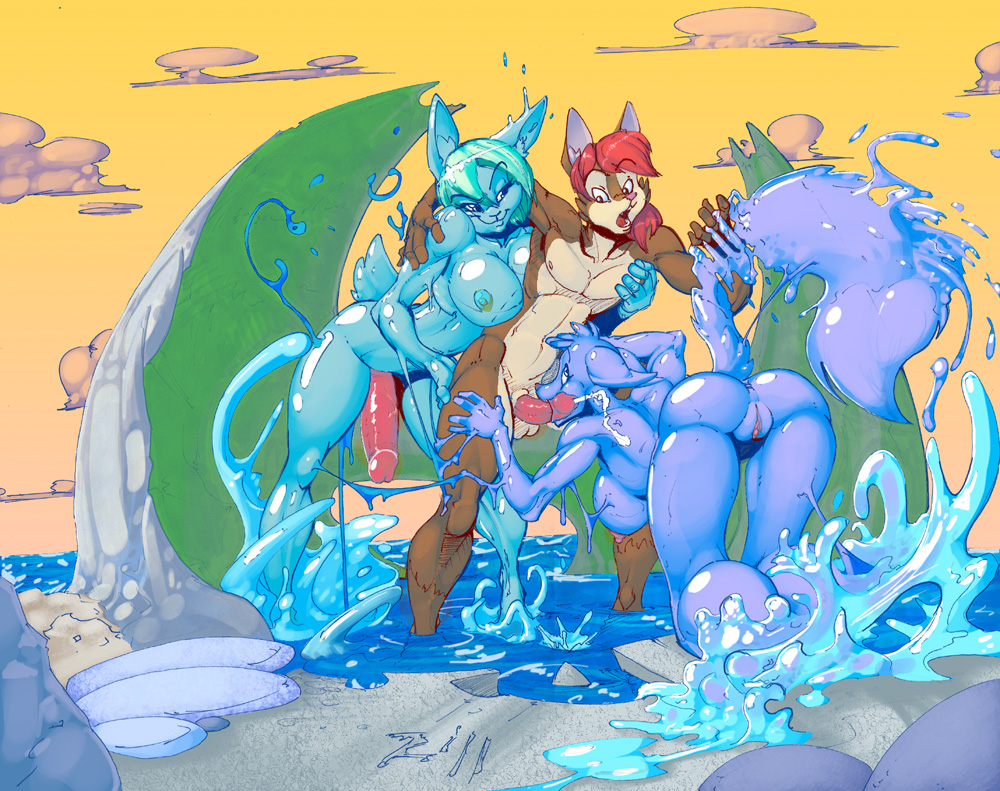 is a kuja male female or Blue and magenta blues clues