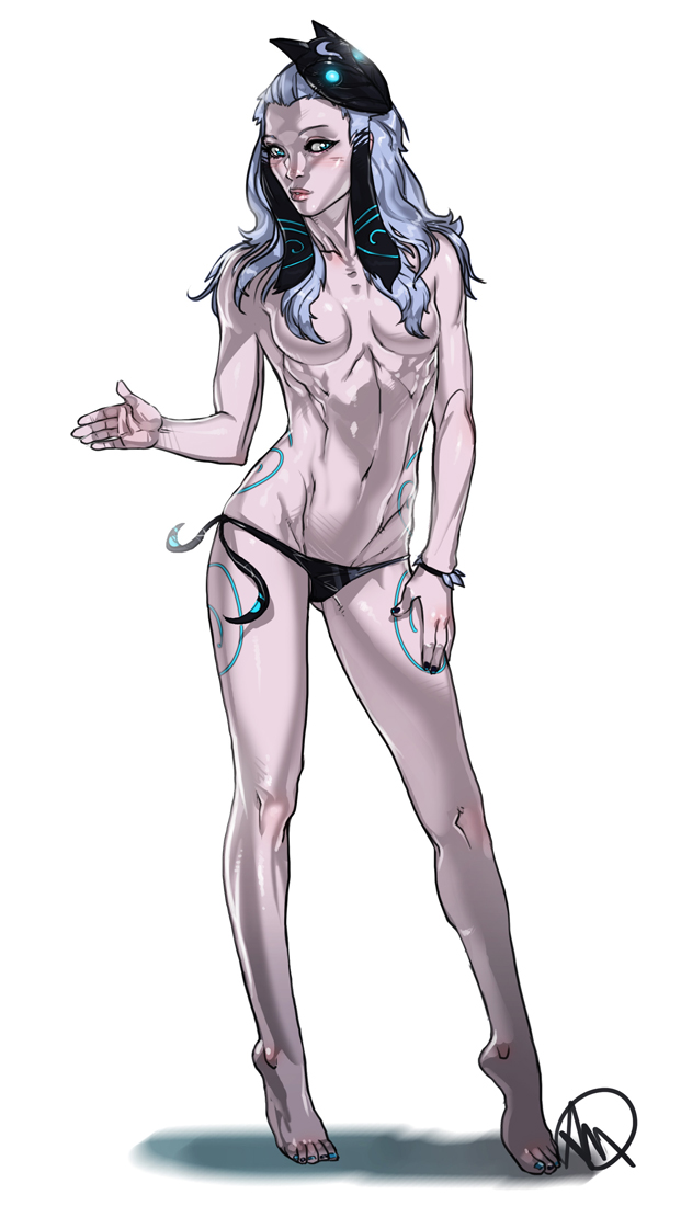 league of kindred legends Fairly odd parents vicky sex