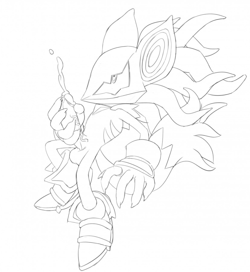 grumps sonic game character forces E621 here there be dragons