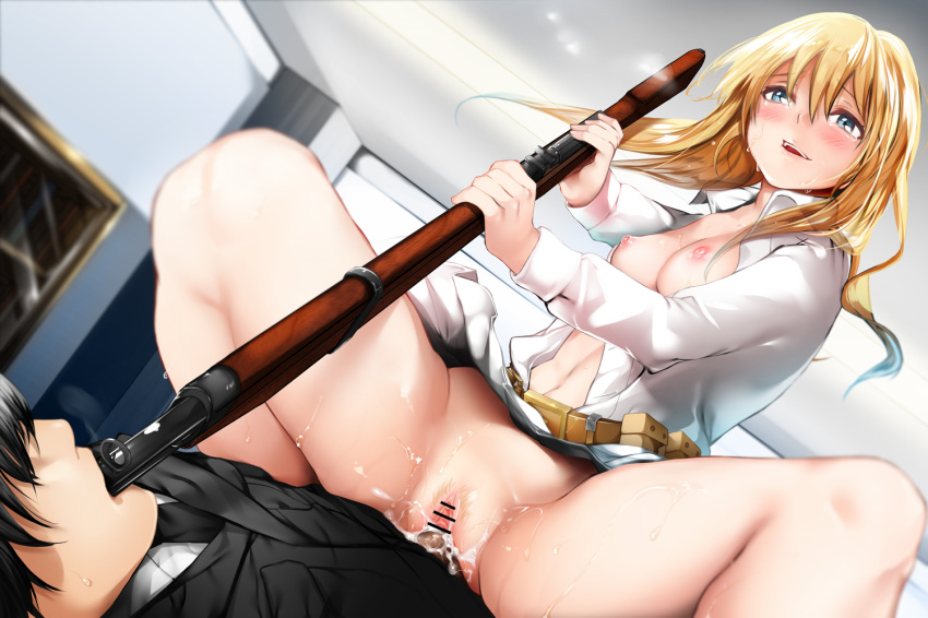 frontline girls ar-15 st Nephry tales of the abyss