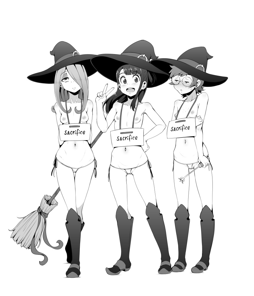 witch little sucy academia hentai How to get mercenary in risk of rain 2