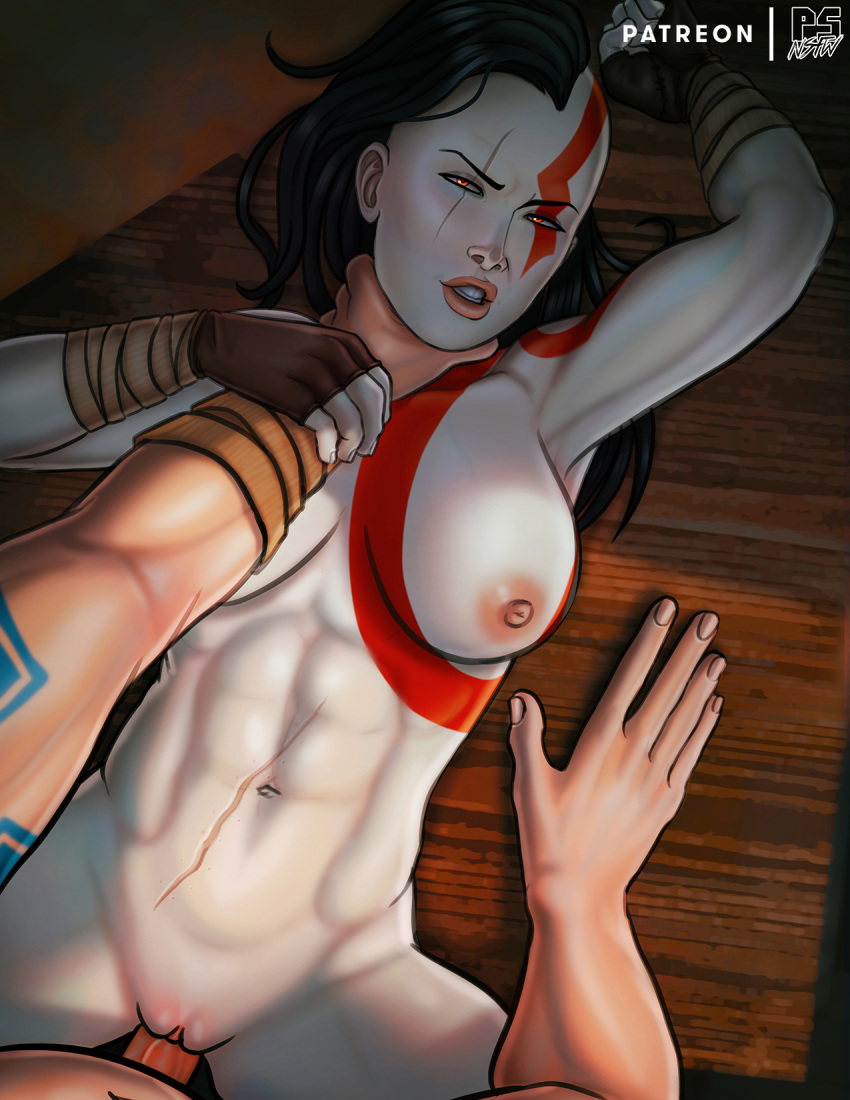 2 sex god war of Justice league unlimited star sapphire